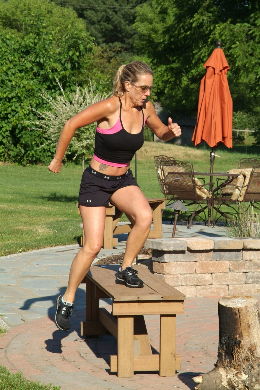 fitness instructor belleville michigan