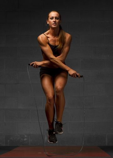 jumping rope for fitness