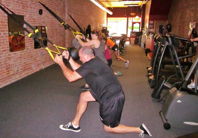 TRX Fitness Training